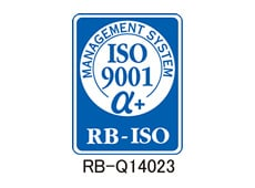 ISO9001 RB-14023